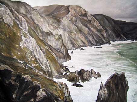 Un excelente pintor contemporaneo: BORISLAV PRANGOV