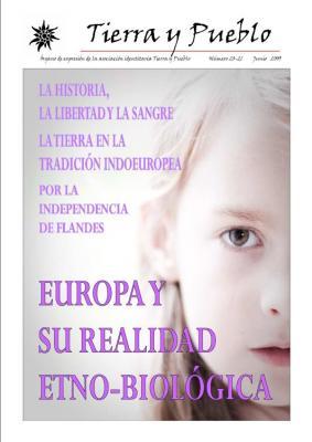 Novo nº20-21  da nosa revista TIERRA Y PUEBLO